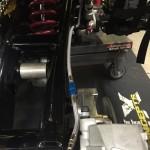 Rear Brake With Galfer Line